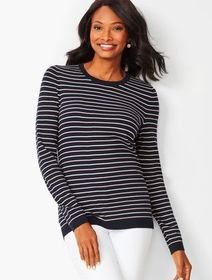 Talbots Riviera Stripe Sweater