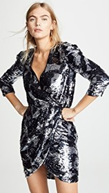 Tanya Taylor Zoey Sequin Dress