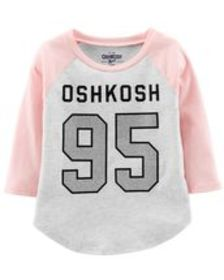 Osh Kosh Kid GirlLogo Tee