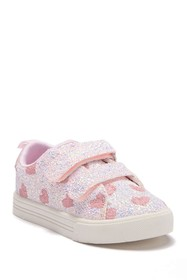 OshKosh Lucille Glitter Sneaker (Toddler & Little
