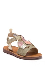 OshKosh Louise Unicorn Sandal (Toddler & Little Ki