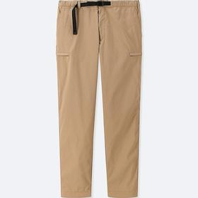 MEN WINDPROOF WARM-LINED PANTS