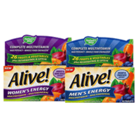 Nature's Way Alive Women's Energy, 50 ct