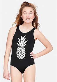 Justice Pineapple Strappy Back Color Changing One