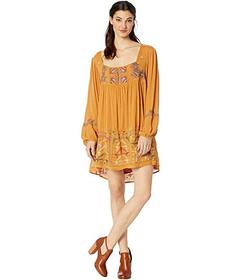 Free People Rhiannon Embroidered Mini