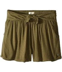 Roxy Little Mind Shorts (Big Kids)