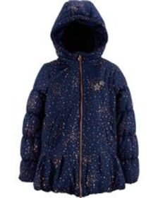 Osh Kosh Kid GirlStar Parka Jacket