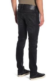 True Religion Rocco Relaxed Skinny Leg Jeans