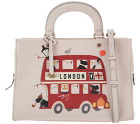 Dooney & Bourke Smooth Leather Large Trixie - A351