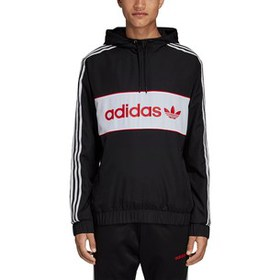adidas Originals Linear Half-Zip Windbreaker