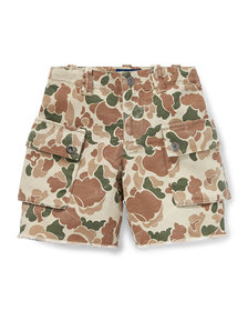 Ralph Lauren Childrenswear Camo Cargo Shorts Size