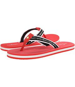 Kate Spade New York Tomato Red Nappa/Black/White G