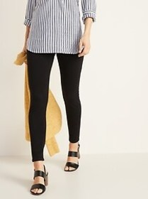 Mid-Rise 24/7 Sculpt Rockstar Pull-On Jeggings for