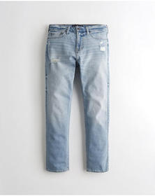 Hollister Hollister Epic Flex Dad Jeans, RIPPED LI