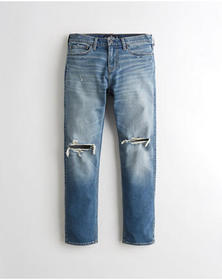 Hollister Hollister Epic Flex Dad Jeans, RIPPED ME