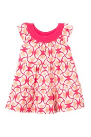 Tea Collection Tiered Twirl Dress (Baby Girls)