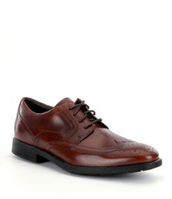 Rockport Men's Dressport Business Wing Tip Dress S