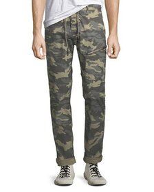 Antony Morato Men's Camouflage Carrot Trousers