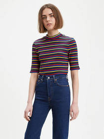 Levi's Ribbed Slim Tee