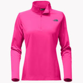 THE NORTH FACE Women's Tech Glacier 1/4 Zip Pullov