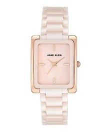 Anne Klein Classic Analog Watch LIGHT PINK