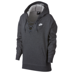 Nike Rally Lace-Up Hoodie