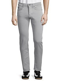BOSS Taber Slim-Fit Jeans GREY