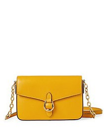 Lauren Ralph Lauren Chain Strap Crossbody Bag YELL