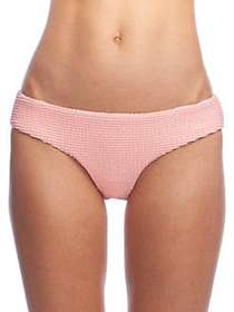 BCBGeneration Surf Hipster Bikini Bottoms BLUSH