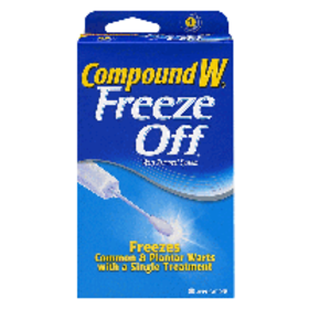 Compound W Freeze Off Wart Removal 8 Applications