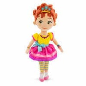 Disney Fancy Nancy Plush Doll - Small - 14''