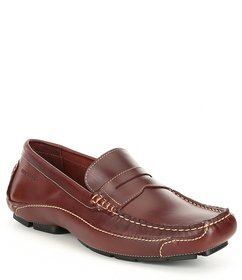 Rockport Men's Luxury Cruise Leather Penny Loafer