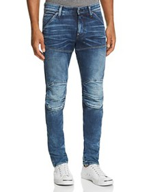 G-STAR RAW - 5620 Skinny Fit Jeans in Medium Aged