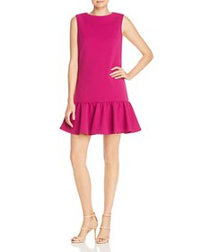Betsey Johnson - Scuba Crepe Shift Dress