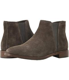 Johnston & Murphy Dark Gray Italian Suede