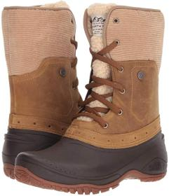 The North Face Golden Brown/Coffee Bean Brown