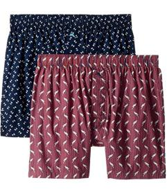 Tommy Bahama 2-Pack Island Washed Cotton Woven Box