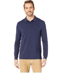 Tommy Jeans Essential Long Sleeve Polo