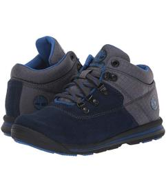Timberland Navy Suede/Fabric