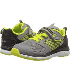 Stride Rite Grey/Lime