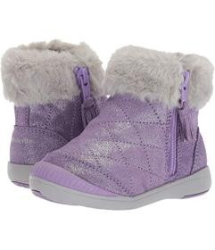 Stride Rite Purple Leather