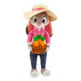 Disney Judy Hopps Plush - Medium - 16'' - Zootopia