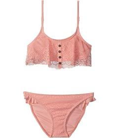 Roxy Faded Sun Flutter Set (Big Kids)