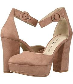 Chinese Laundry Dusty Rose Suede