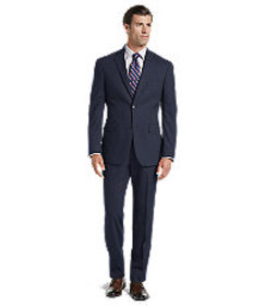 Jos Bank 1905 Collection Tailored Fit Stripe Suit