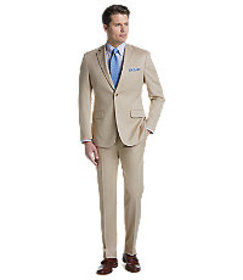Jos Bank 1905 Collection Tailored Fit Suit with br