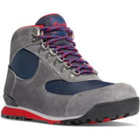 DANNER Women's Jag Waterproof Hiking Boots, Gray/B