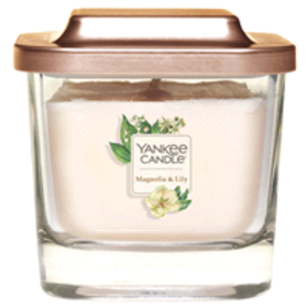 Yankee Candle Elevation Small Jar Magnolia & Lily