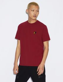 Armani T-SHIRT WITH POP LOGO