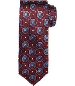 Jos Bank Reserve Collection Medallion Tie CLEARANC